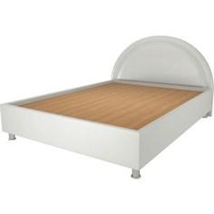 Кровать OrthoSleep Градо lite жесткое основание Сонтекс Милк 90х200