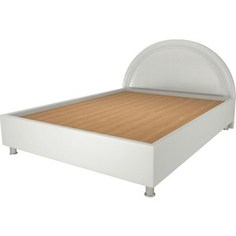 Кровать OrthoSleep Градо lite жесткое основание Сонтекс Милк 80х200