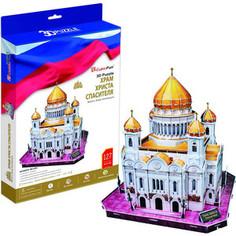 3D пазл CubicFun Храм Христа Спасителя (MC125h)