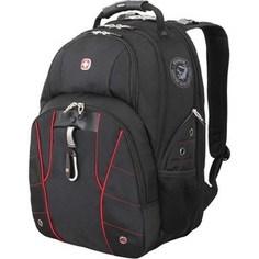 Рюкзак Wenger чёрный/красный (6939201408) 29 л
