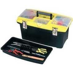 Ящик Stanley для инструмента Jumbo 16TOOLBOX+TRAY (1-92-905)