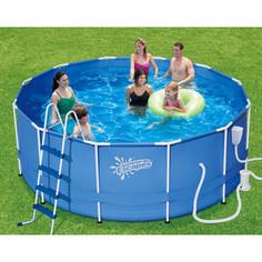 Каркасный бассейн Polygroup P20-1248-B 366х122 см