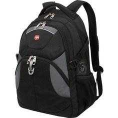 Рюкзак Wenger черный/серый (3259204410)