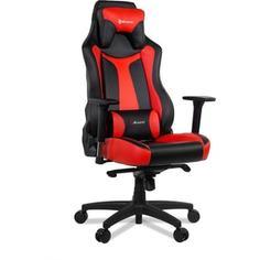 Компьютерное кресло для геймеров Arozzi Vernazza red