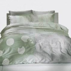 Комплект постельного белья TAC 1,5 сп, сатин Grisel, мятный (3080-20686)