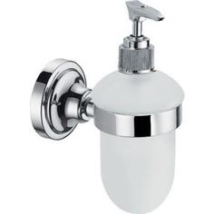 Дозатор для жидкого мыла Elghansa Carrington хром (CRG-470)