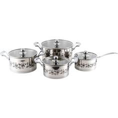 Набор посуды 8 предметов Werner (0664)