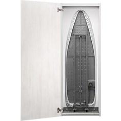 Встроенная гладильная доска Shelf.On Iron Slim Eco (Айрон Слим Эко) распашная беленый дуб лево