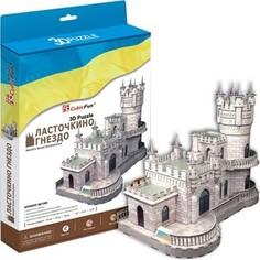 3D пазл CubicFun Ласточкино гнездо (MC129h)