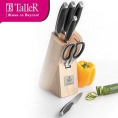 Набор ножей 7 предметов Taller Стратфорд (TR-2008)