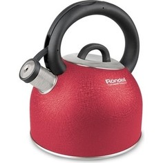 Чайник 2.7 л Rondell Infinity Red (RDS-845)