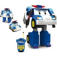 Silverlit Робот-трансформер Поли на радиоуправлении 83185