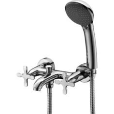 Смеситель для ванны Lemark Duetto (LM5712C)