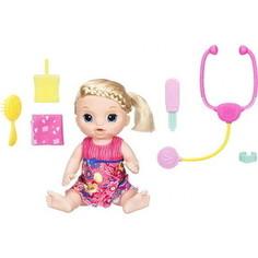 Интерактивная кукла Hasbro Baby Alive Малышка у врача C0957121