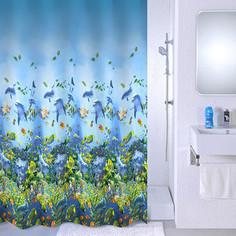 Штора для ванной Milardo Sea life 180x180 см (526V180M11)