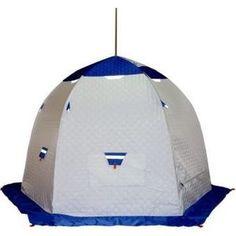 Палатка для зимней рыбалки Pinguin 3 Термолайт трехслойная