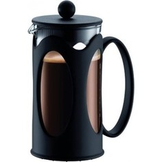 Френч-пресс 0.35 л Bodum Kenya черный (10682-01)