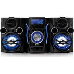 Музыкальный центр BBK AMS110BT black/dark blue