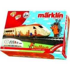 Железная дорога Marklin Mouse Стартовый набор, инфракрасный пульт 29206