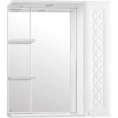 Зеркальный шкаф Style line Канна 75, люкс, со светом (2000949080383)