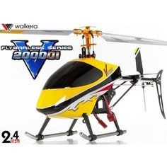 Радиоуправляемый вертолет Walkera V200D01 3-Axis 2.4G