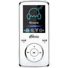 MP3 плеер Ritmix RF-4950 4Gb white