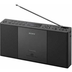 Магнитола Sony ZS-PE60 black