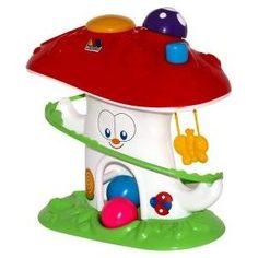Развивающая игрушка Полесье Забавный гриб (47892)