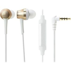 Наушники Audio-Technica ATH-CKR70iS gold
