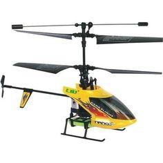 Радиоуправляемый вертолет E-sky Nano 4CH 2.4G