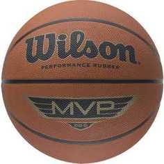 Мяч баскетбольный Wilson MVP Traditional (арт. B9054X)