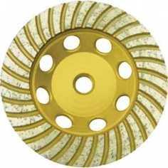 Чашка алмазная шлифовальная FIT 125х22.2мм Турбо (39521) F.It