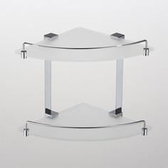 Полка (стекло) Schein Elite (7057055) хром