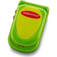 Развивающая игрушка Infantino зеленый телефон (506-307)