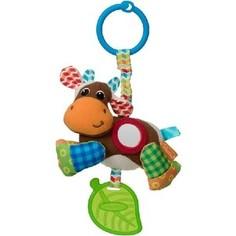 Развивающая игрушка Infantino коровка (506-845)