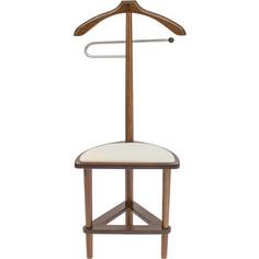 Вешалка со стулом Мебель Импэкс Leset Атланта орех