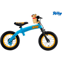 Hobby-bike Велобалансир+велосипед RToriginal ALU NEW 2016 blue