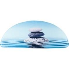 Коврик для ванной Swensa 50х80 см Stones, Memory foam, полиэстер (SWM-6030-STONES)