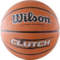 Мяч баскетбольный Wilson Clutch (WTB1434XB) р.7