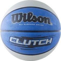 Мяч баскетбольный Wilson Clutch 295 (WTB1440XB0702) р.7