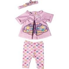 Одежда для куклы Zapf Creation Бэби Борн Удобная для дома (823-545)