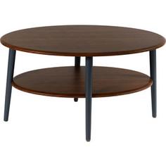 Стол журнальный Калифорния мебель Эль СЖ-01 орех