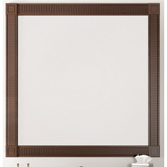 Зеркало в деревянной раме Opadiris Фреско 80 светлый орех (Z0000003876)