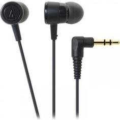 Наушники Audio-Technica ATH-CKL220 iS black
