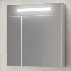 Зеркальный шкаф Smile Фреш 80 (Z0000010398)