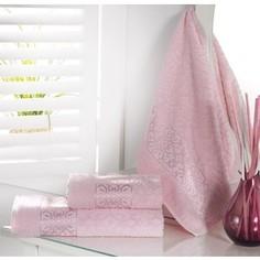 Полотенце Karna Sahra 90x150 см розовый (2916/CHAR007)
