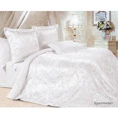 Комплект постельного белья Ecotex Семейный, сатин-жаккард, Бриллиант (4607132579273)