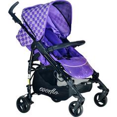 Коляска-трость Everflo PP-07 Purple/ Сиреневый(откр)