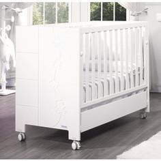 Кроватка Micuna Juliette Relax Микуна Джулиет релакс 120х60 white
