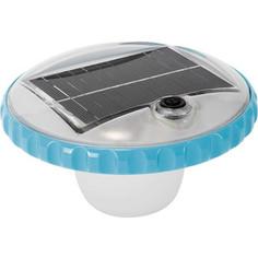 Светодиодная подсветка Intex Плавающая на солнечной батарее 28695
